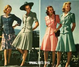1940s-fashion-spring-college-suits-for-1943