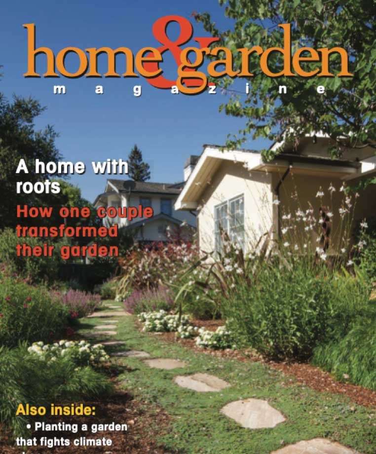 <h4>Home & Garden</h4> VIEW ARTICLE