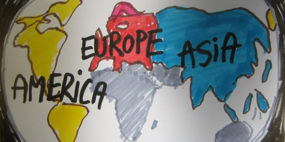 Is Armenia in Europe or Asia?
