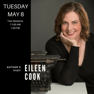 Author's Visit: Eileen Cook