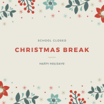 Holiday Break 2020-21