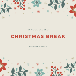 Christmas Break 2020 Christmas Break 2020 21 – The Learning Exchange