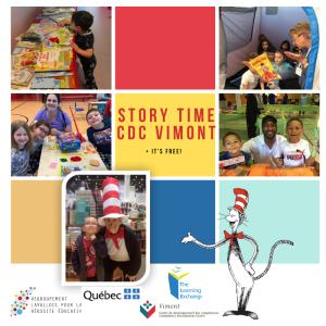 Family Literacy Storytime