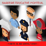 Virtual Daycare Visit | Garderie Éducative Monteuil