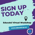 Educaloi Workshop #1: Providing Legal Information