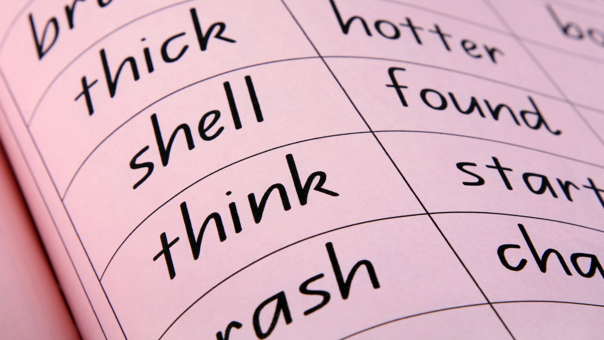 Spelling And Vocabulary Lists What S Not To Like