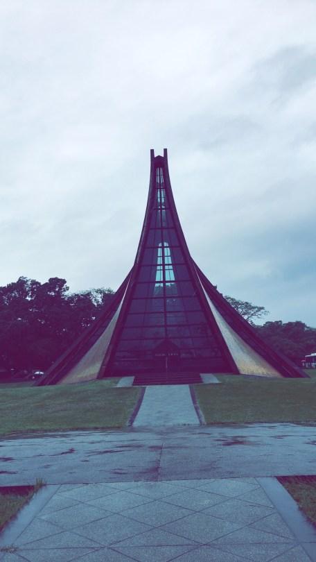 東大--路思義教堂