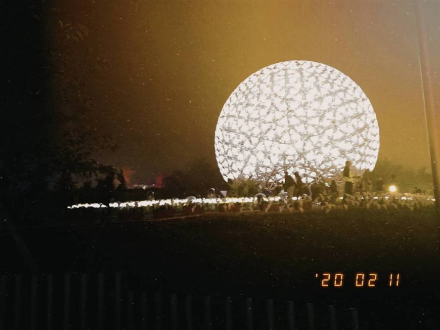 台中2019燈會