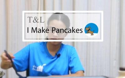 Free Lesson I Make Pancakes