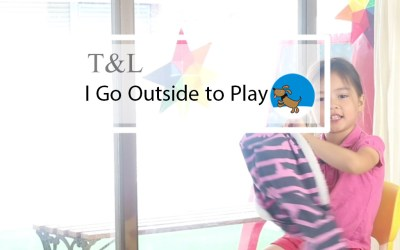 Free Lesson I Go Outside to Play