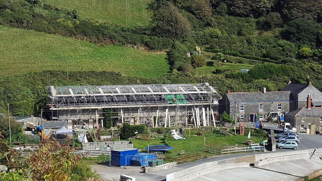 TLK Scaffolding Services LTD | Scaffolders Cornwall | Scaffolding Cornwall