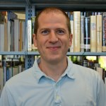 Jared Baker, Collection Development Coordinator