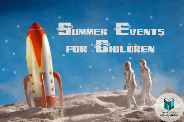The Summer Reading Challenge is part of our local Summer Reading Club. Join us for some of the hottest events of the summer. Click for Children's Summer Event Schedule.