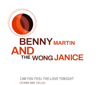 Cd cover: Benny Martin