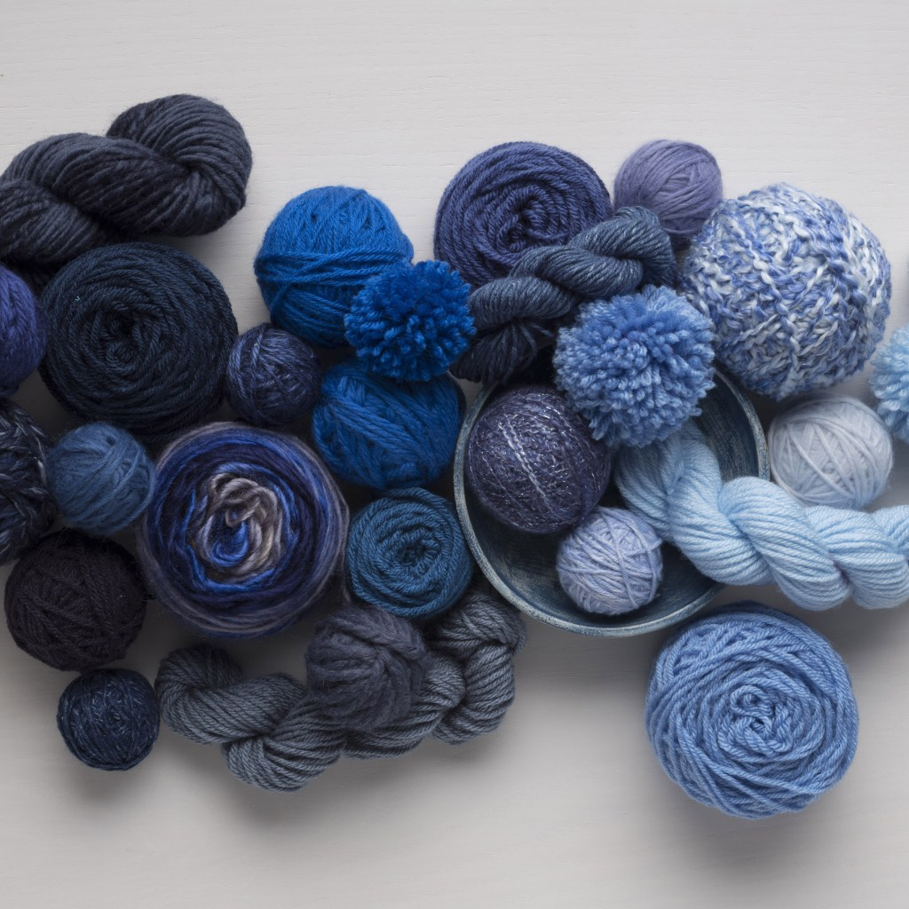 Lion Brand Feature Yarn Unboxing and Giveaway with TL Yarn Crafts - Enter to win a mystery box of Lion Brand Yarn!