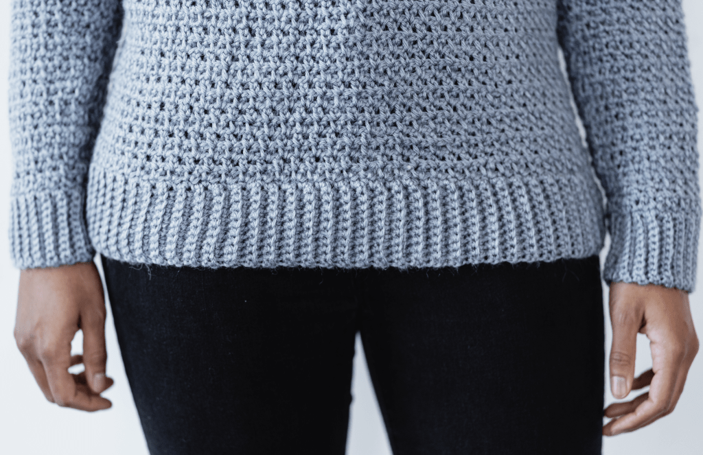Rochester Pullover   Conquer your fears of crocheting your first sweater! The Rochester Pullover is a beginner-friendly crochet sweater pattern featuring a casual fit, simple instructions, and a fun stitch pattern. Use worsted weight yarn, pattern sized from S-3XL. Free pattern on blog or find a printable PDF on Ravelry and TLYarnCrafts.com.   TLYCBlog.com