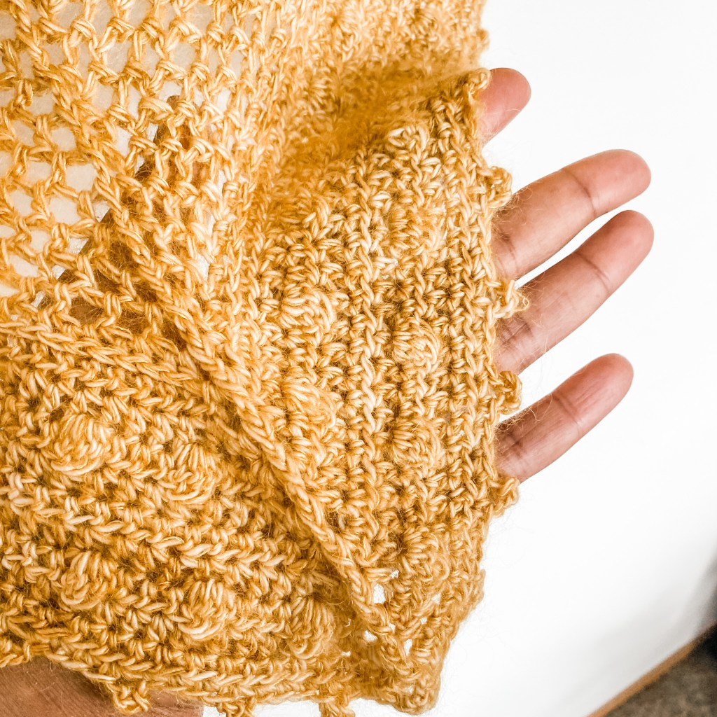 Learn about fingering weight yarn for knitting and crochet. Get inspired with crochet project ideas and value yarns for fingering weight shawls, socks, and blankets. |TLYCBlog.com