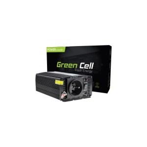 Przetwornica Samochodowa Green Cell 600 W