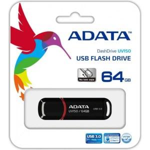 ADATA UV150 64GB CZARNY