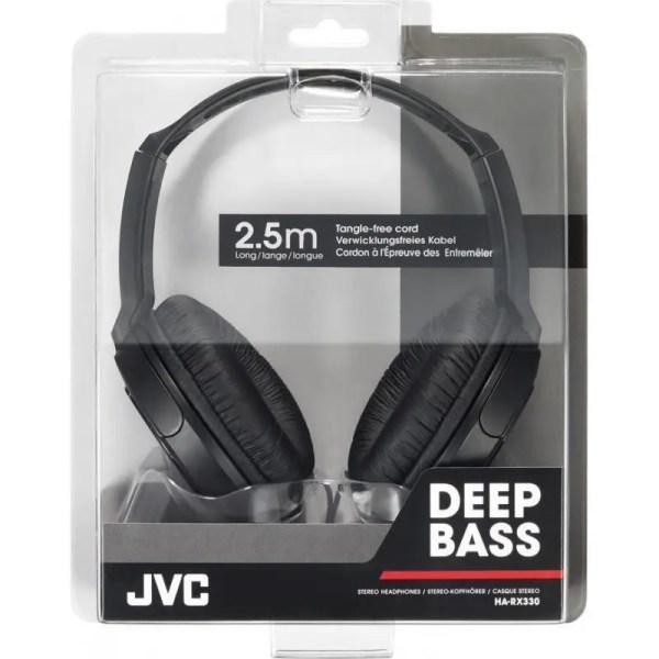 Słuchawki JVC HA-RX 330