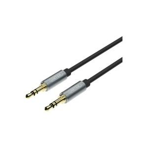 Kabel Unitek Y-C930ABK Jack 3.5mm - Jack 3.5mm 5M