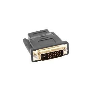 Lanberg AD-0010-BK Adapter AV HDMI F - DVI-D(24+1)