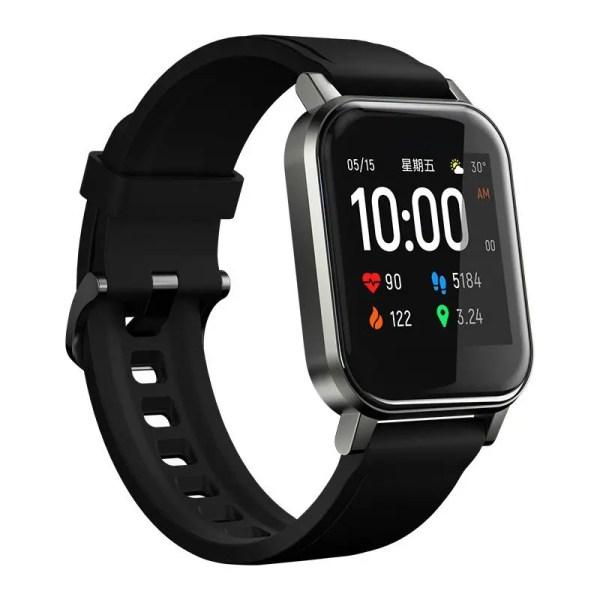 Smartwatch Haylou LS02 Bluetooth V5.0 (czarny)