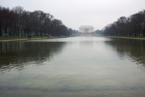 Lincoln Memorial - Reflecting pond Washington, DC