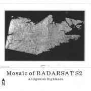 RADARSAT Mosaic of Northen Nova Scotia