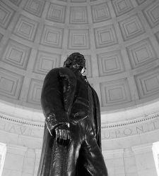 Statue of Thomas Jefferson - Washington, DC