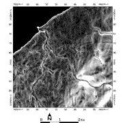 Slope Model / Map for Lismore, Nova Scotia