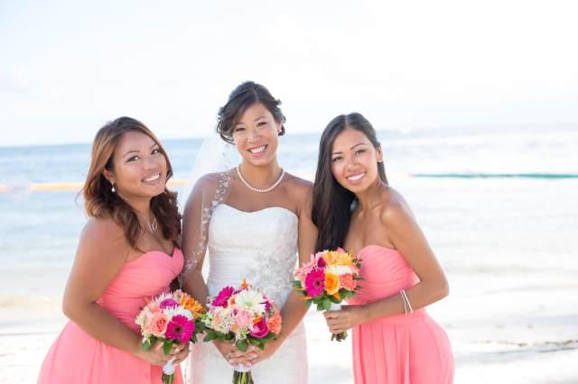 destination wedding makeup artist - tmak artistry | on-site