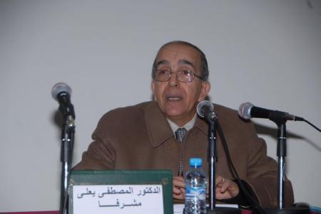 مكاشفة حوارية مع أ. د. مصطفى يعلى / حاورته : أسماء التمالح