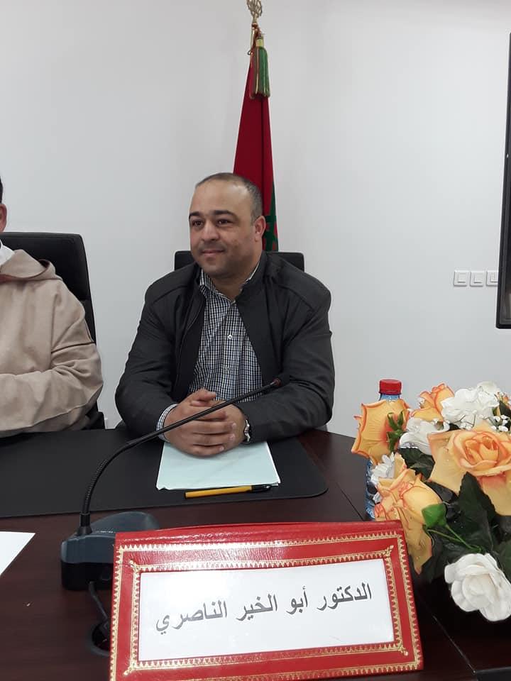 الدكتور أبو الخير الناصري