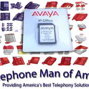 Avaya IP Office 500 V1 Smart Cards & V2 SD Cards