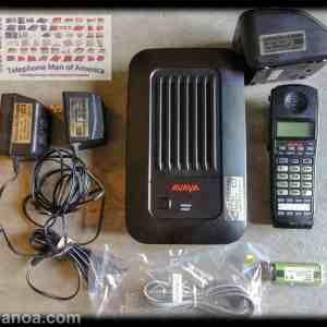 Avaya Partner 3920 cordless/wireless phone