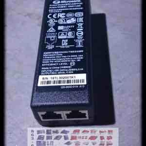 Avaya Microsemi Corp. IP Phone Single Port PoE Injector Kit GSPPOE 700512602 700511266