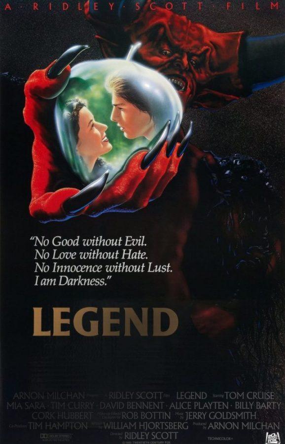 Legend (1985) Movie