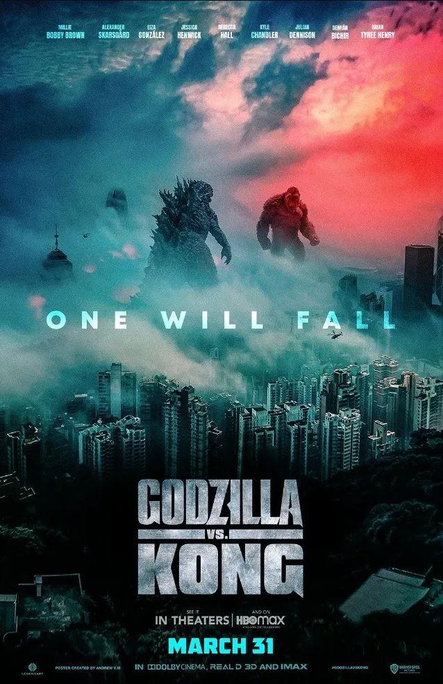 Godzilla vs. Kong Movie