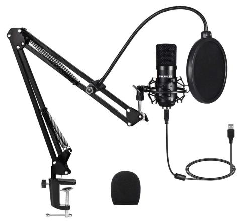 Dschlzy Microphone