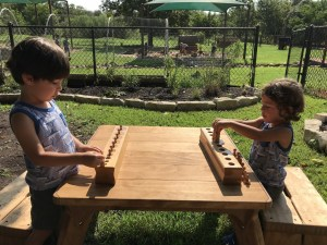 Early Childhood Outdoor Classroom