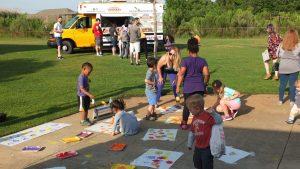 Spring Thing, Montessori Private School, Arlington TX