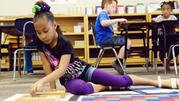 Elementary Work, The Montessori Academy of Arlington, Private School Arlington TX