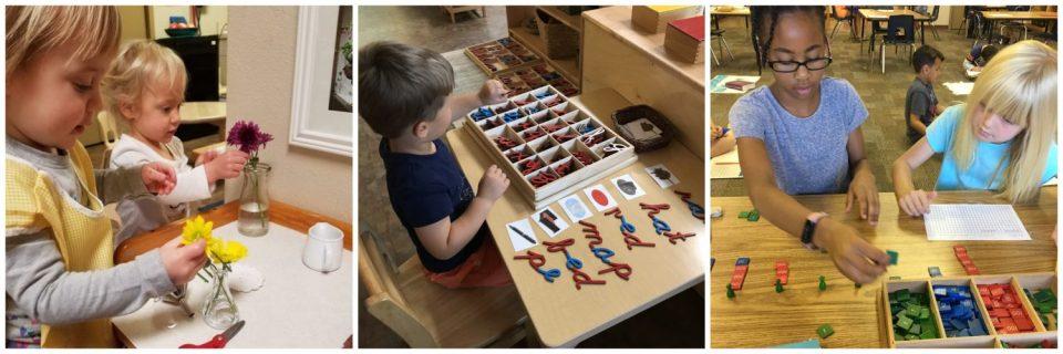 How is Montessori Different, Private School, Arlington TX
