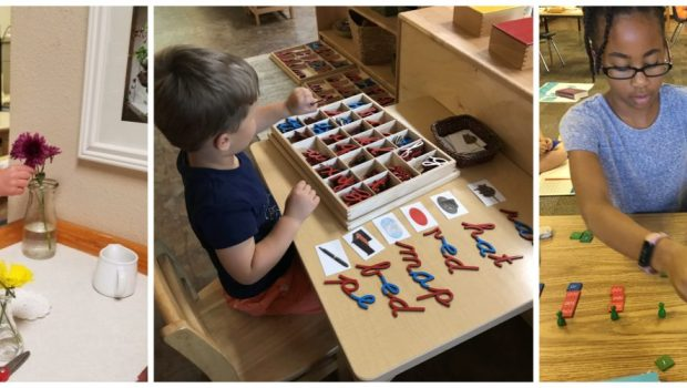 How is Montessori Different, Private School, Arlington TX
