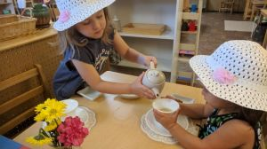 Early Childhood Grace and Courtesy, Montessori Private School, Arlington TX