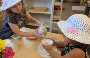 Early Childhood Grace and Courtesy, Montessori Private School, Arlington TX