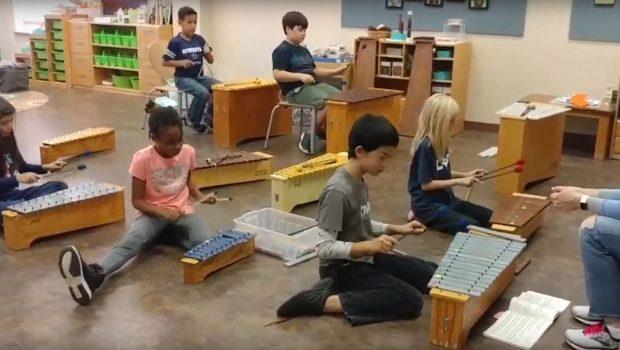 Elementary Enrichments-Music, Montessori Private School, Arlington TX