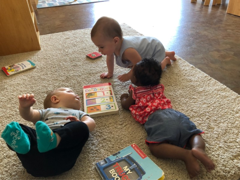 Infant Peer Interactions
