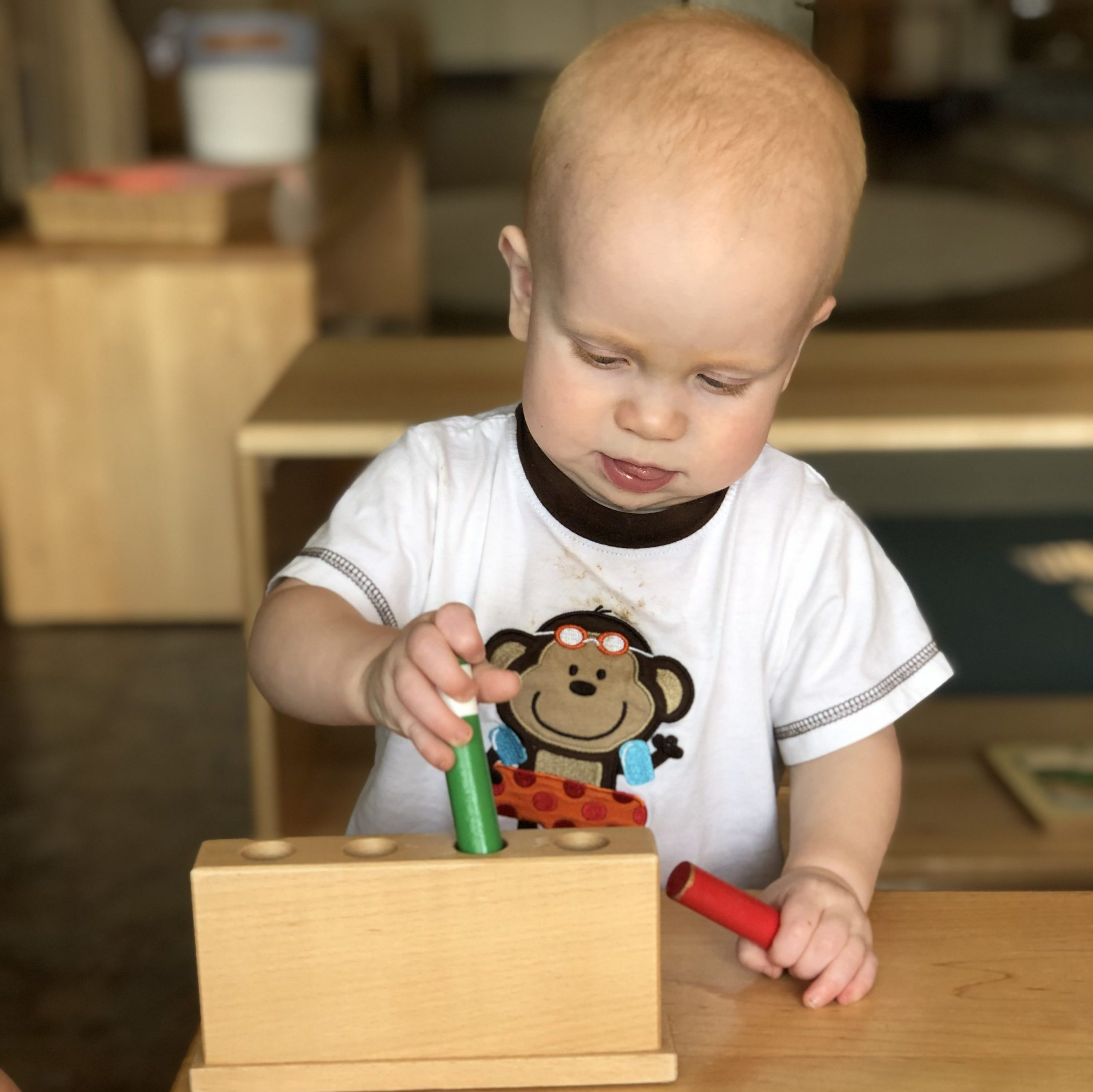 Infant Imbucare